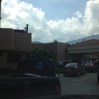 Photo taken at Banco de Occidente by Fanny on 9/30/2012