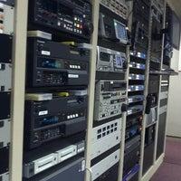Photo taken at UTVS Television by Dani G. on 12/14/2012