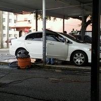 Photo taken at Amerika gas by Daniella M. on 11/14/2012