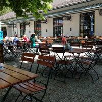 Das Foto wurde bei Wirtshaus am Bavariapark von Norbert am 6/5/2013 aufgenommen