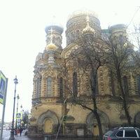 Снимок сделан в Успенское подворье монастыря Оптина пустынь пользователем Олик 4/24/2013