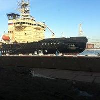 Photo taken at Baltic Shipyard by Олик on 4/5/2013