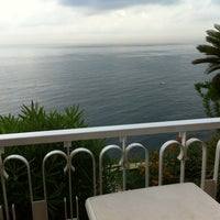 Photo taken at Corallo Hotel Sorrento by Vagner R. on 8/20/2013