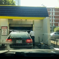 Photo taken at Kiss Car Wash by Beth H. on 9/17/2012