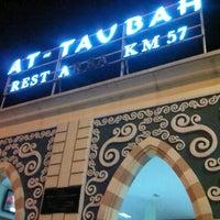 Photo taken at Masjid At-Taubah by Sidik H. on 12/2/2012