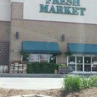 Photo taken at The Fresh Market by Terri on 5/16/2013