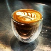 Снимок сделан в Au Breve Espresso пользователем Marcin 10/22/2012
