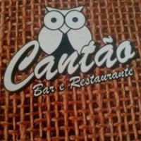 Photo taken at Bar Cantão by Flávia P. on 11/10/2012