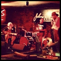 Photo taken at Johnny D's Uptown Restaurant & Music Club by Brian S. on 4/29/2013
