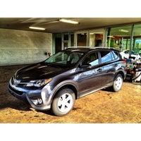 Photo taken at Wilsonville Toyota-Scion by Jon on 4/21/2013