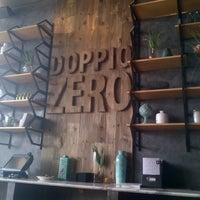 Photo taken at Doppio Zero by Karen D. on 12/4/2013