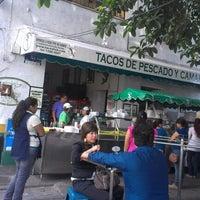 Photo taken at Taco Fish La Paz by Nemo M. on 1/16/2013