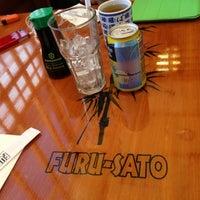 Photo taken at Furu Sato Sushi by Ken on 9/6/2013