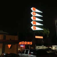 Photo taken at Norm's Restaurant by Ken on 2/18/2013