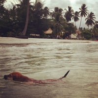 Photo taken at Koh Mook Sivalai Beach Resort by Paige C. on 5/20/2013