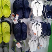 Photo taken at Crocs by Cristiano S. on 6/13/2013