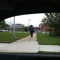 Photo taken at Bridgeton High School by Shawn P. on 10/2/2012