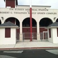 Photo taken at Bridgeton High School by Shawn P. on 11/8/2012