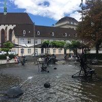 Foto diambil di Tinguely-Brunnen oleh Jan S. pada 8/10/2018
