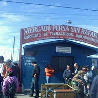Photo taken at Mercado Persa San Rafael by Fernando C. on 8/17/2013