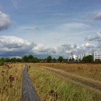 Photo taken at Alter Flugplatz by Karlsruher2 on 9/17/2016