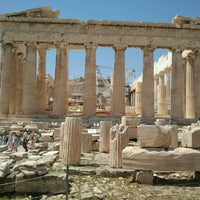 Photo taken at Acropolis of Athens by Karlsruher2 on 4/29/2013