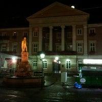 Photo taken at H Marktplatz by Karlsruher2 on 10/14/2012