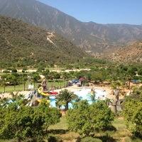 Photo taken at Las Cañadas by Helen on 5/11/2015