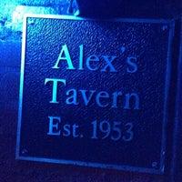 Photo taken at Alex's Tavern by Ramzi A. on 4/7/2013