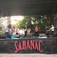 Photo taken at Saranac Brewery (F.X. Matt Brewing Co.) by Carlo M. on 6/15/2017