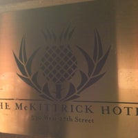 Photo taken at The McKittrick Hotel by Carlo M. on 3/10/2013