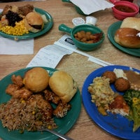 Photo taken at Golden Corral by Valine G. on 9/27/2012