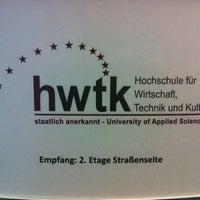 Das Foto wurde bei Internationale Hochschule für Wirtschaft, Technik und Kultur von Klaas K. am 5/2/2013 aufgenommen
