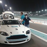 Photo taken at Yas Marina Circuit by Olivier C. on 6/7/2013