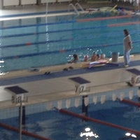 11/24/2012にMuratがİTÜ Olimpik Yüzme Havuzuで撮った写真