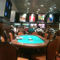 Photo taken at Harrah's Poker Room by Julia S. on 9/27/2012