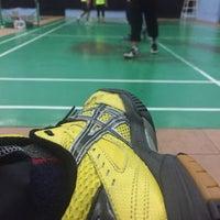 Photo taken at Penang State Sports Council (MSN) by Nadiah M. on 5/8/2017