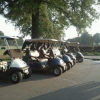 Photo taken at Meadowbrook Country Club by Barry D. on 9/25/2012