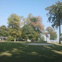 Photo taken at Meadowbrook Country Club by Barry D. on 10/13/2012
