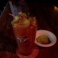 Photo taken at 1860's Hard Shell Café and Saloon by Jenny R. on 5/12/2013