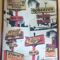 11/24/2012 tarihinde Mark S.ziyaretçi tarafından Roberto's Very Mexican Food'de çekilen fotoğraf