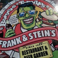 Photo taken at Frank & Stein's by Eder C. on 1/4/2013