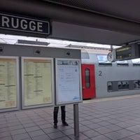 Photo taken at Trein Brugge > Brussel by Timofey D. on 7/29/2016