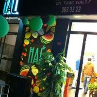 Photo taken at Hal by yeşim g. on 7/26/2013