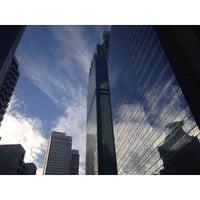 Photo taken at Mega International Commercial Bank by Jason O. on 11/26/2013