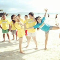 Photo taken at Pa-on Beach Club by Jennifer J. on 5/31/2013