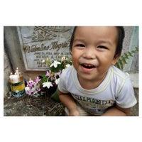 Photo taken at Cabatuan Public Cemetery by Jennifer J. on 11/1/2016