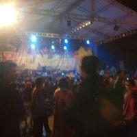 Photo taken at Lapangan Samber by Agus S. on 6/1/2014