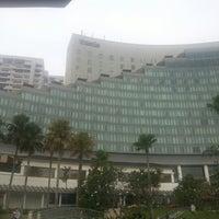 Photo taken at Thistle Hotel Johor Bahru by Suzana J. on 12/1/2012