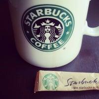 Photo taken at Starbucks by Suzana J. on 4/15/2013